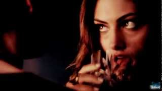 ►The Vampire Diaries   Reaction on the Hayley x Klaus sex scene