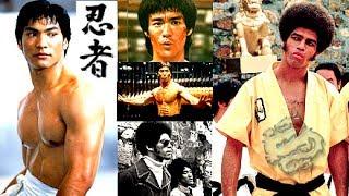 Jason Scott Lee VERSUS Jim Kelly!   2 Bruce Lee Dragon