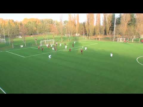 U14: Baník - AC Milan 3:2 (sestřih gólů)