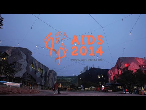 AIDS 2014 Global Village Highlights 22 July