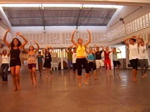 Coreografia Magalenha video
