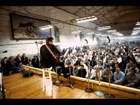 Johnny Cash Folsom Prison Blues Music Videos