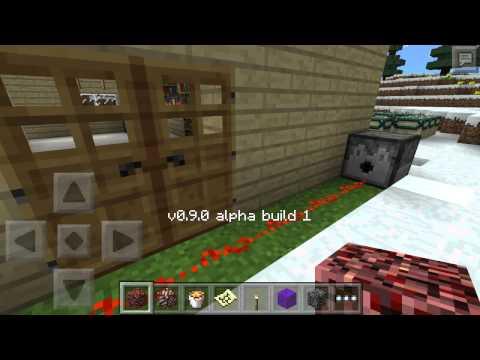 minecraft PE v0.9.0. apk mod