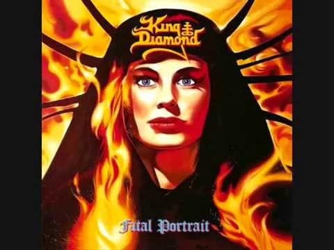 King Diamond - Haunted