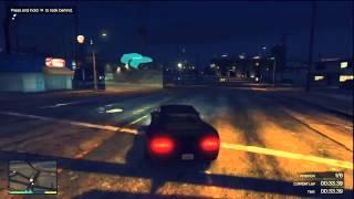GTA 5 гонки на машине и на мотоцикле на полном ходу лучшие моменты видео аварии