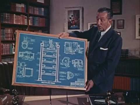 Walt Disney Introduces the Multiplane Camera
