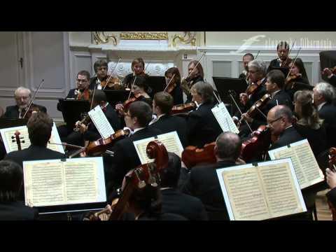 Slovenská Filharmónia / Emmanuel Villaume 19. 10. 2012 (úryvok)