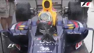 F1 2012 Brazil Interlagos Final / Alonso to stare at Vettel