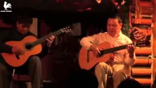Guitar GỖ - hòa tấu 13-01