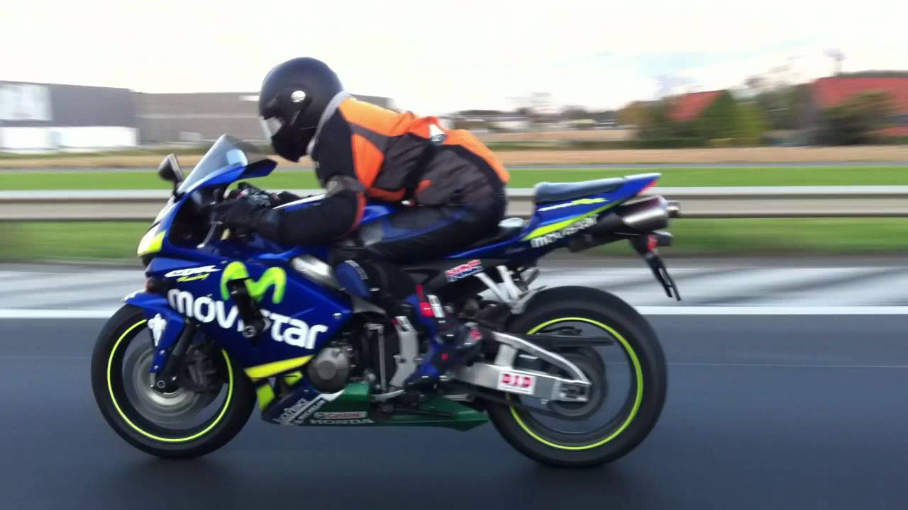 Cbr 600rr Movistar 25kw 1 Youtube