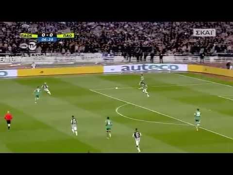 Κύπελο Ελλάδος 2013-2014 Τελικός ΠΑΟΚ-ΠΑΝΑΘΗΝΑΙΚΟΣ 1-4 (όλος ο αγώνας)
