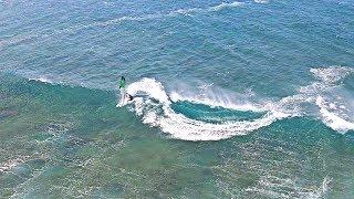 Last Day of May Windsurfing at Ho'okipa Beach - Thursday June 1st 2017