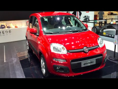 Fiat Panda 2016 In detail review walkaround Interior Exterior