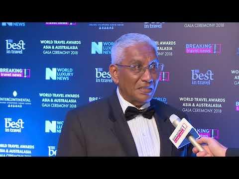 Dihan Senevirathne, chairman, Sri Lanka Tourism Promotion Bureau