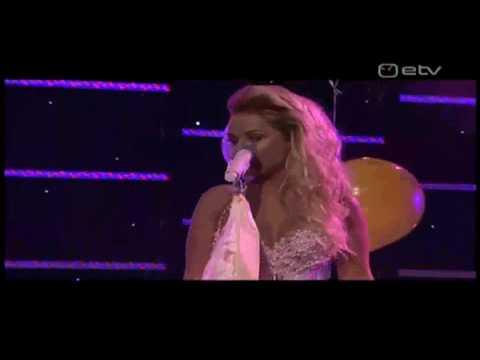 Lenna Kuurmaa-Rapunzel LIVE @ Eesti Laul 2010