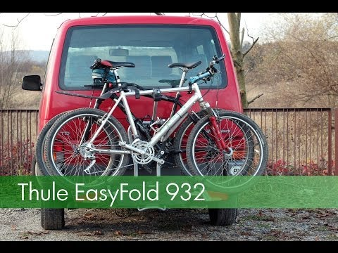 Wideo test i recenzja bagażnika Thule EasyFold 932   techManiaK.pl