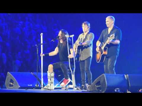 The Foo Fighters - August 13, 2015 - Calgary