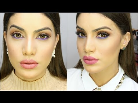 Day to Night Bold Spring Makeup Look | Makeup Tutorials and Beauty Reviews | Camila Coelho