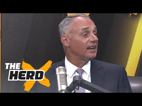 Rob Manfred on Pete Rose: 'I think he told me the truth' - 'The Herd'