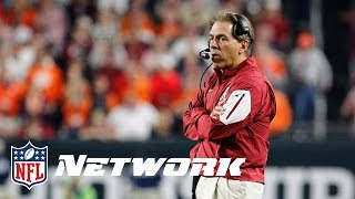 Nick Saban: 'People Need to Embrace Derrick Henry's Style' | Alabama Pro Day | NFL Network