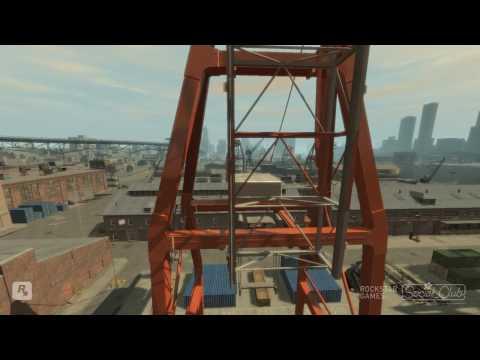 GTA 4 Swing Set Glitches
