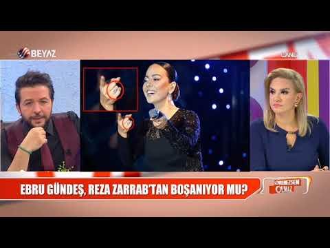 Ebru Gündeş - Reza Zarrab ayrılıyor mu?