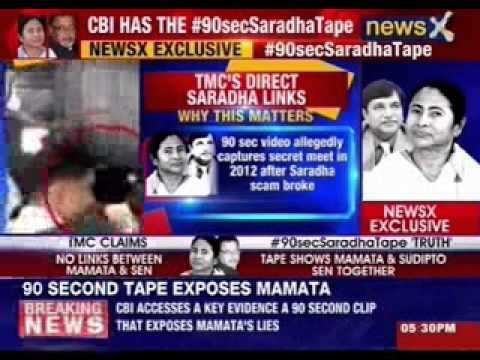 NewsX Exclusive: 90 Seconds tape exposes Mamata Banerjee