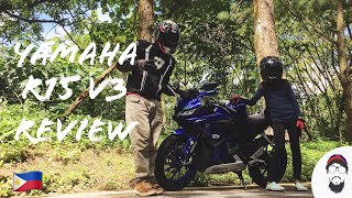 Watch This Before Buying Yamaha R15 V3 | R15 V3 Short Term Ownership Review | Philippines