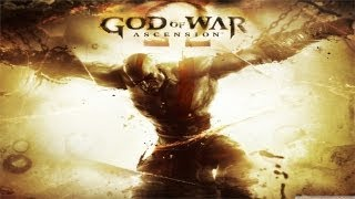 God of War Ascension - Música Tema - Main Menu theme God of War Ascension main menu