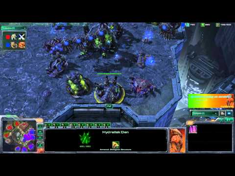 SC2 HD #122 PsY[Z] vs Nova[P] Video