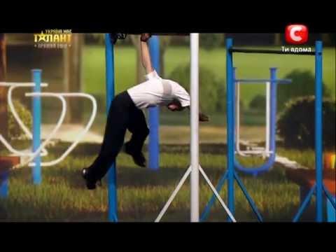 WORKOUT Юный турникмен 7 лет Сергей Евполов Украина мае талант 5 18.05.2013