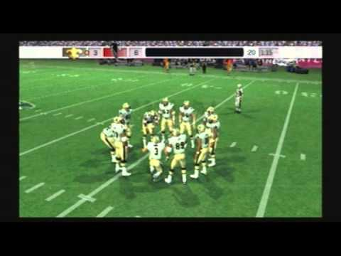 Madden NFL 07 Historic Teams Special 1992 New Orleans Saints vs 1998 Atlanta Falcons Video Game Simulation video Game (Video Game Genre) PlayStation 2 Video ...