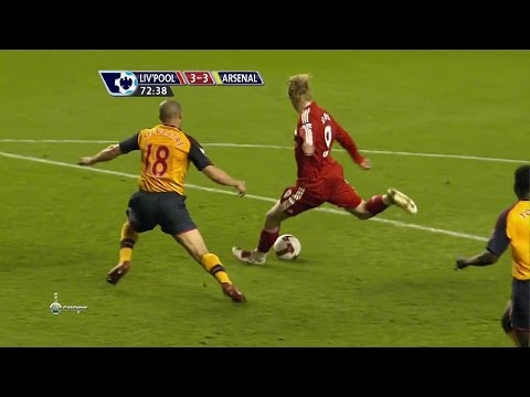 Fernando Torres vs Arsenal Home HD 720p (08-09) by MNcomps