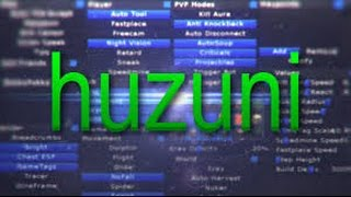 Como baixar o Hacker Huzuni 3.5 (Minecraft 1.8)