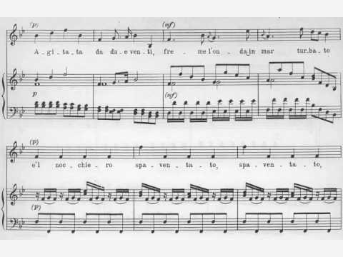 Vivaldi: Agitata da due venti (Griselda) - Cangemi