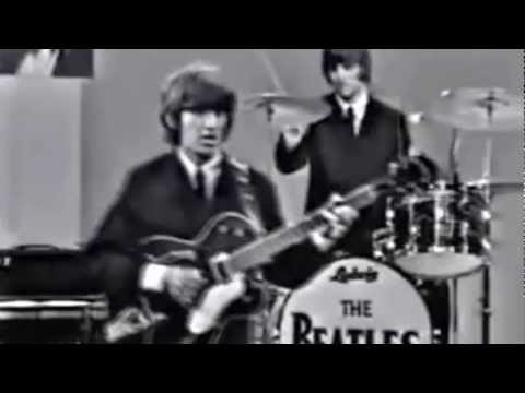 The Beatles (I Feel Fine) 1965 Live.