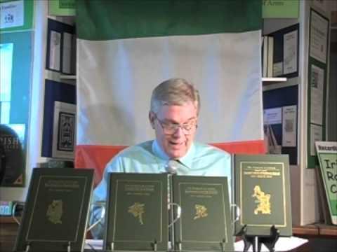 Irish Genealogy, History, Heraldry: 14 Ireland Roots Festival video shorts