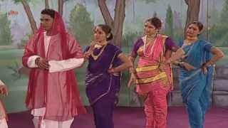 Download Yada Kadachit, Comedy Marathi Natak, Scene Part 1 3Gp Mp4