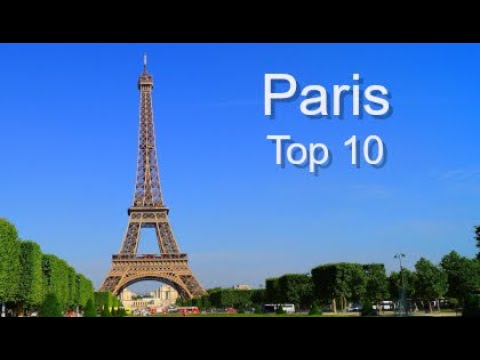 Top Ten Things To Do in Paris, France by Donna Salerno Travel