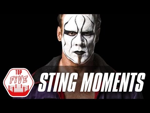 Sting's Top 5 TNA Moments   Fight Network Flashback