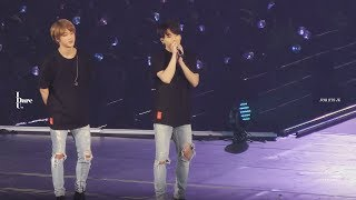 190216 Love Yourself Concert In Fukuoka Lemon 방탄소년단 Bts 정국 직캠 Jungkook Focus