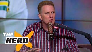 Michael Rapaport on Cavaliers vs Warriors, McGregor vs Mayweather and more | THE HERD