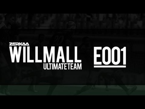 Willmall | FIFA 13 Ultimate Team | E001 | The Beginning