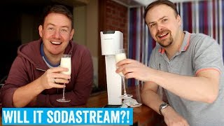 Will it Sodastream? ft Ashens
