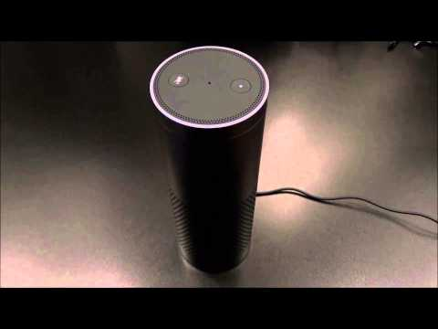 Amazon Echo Unboxing and Review