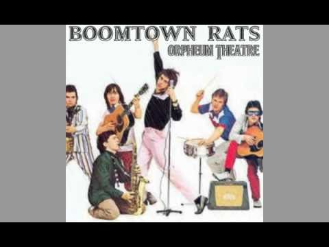 Boomtown Rats - Wind Chill Factor (Minus Zero)