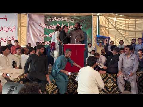 Hay Beekar teeri Ibadat saari-Zakir Habib Raza Jhandvi Wilayat Convention Lahore 06.07.2019