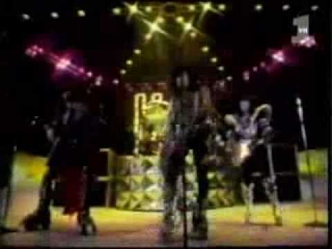 Kiss - I Was Made For Loving You video