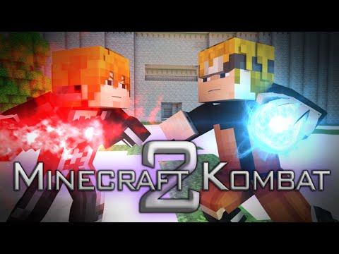 Minecraft Kombat 2 - Naruto Vs Ichigo [Collab with NinjaCharlieT]