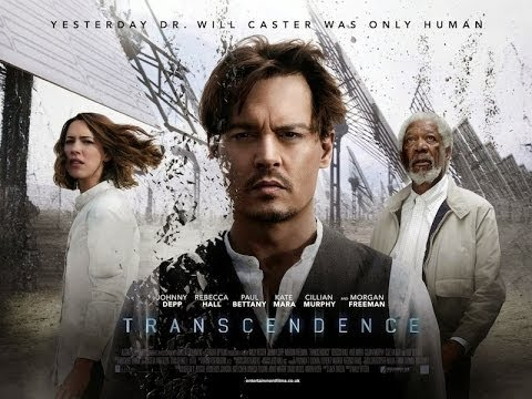 Johnny Depp, Morgan Freeman, Rebecca Hall's TRANSCENDENCE Review | Chasing Cinema